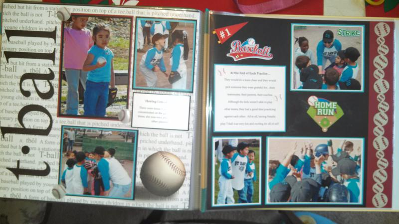 St. David T-Ball 2008-2009 Layout #5