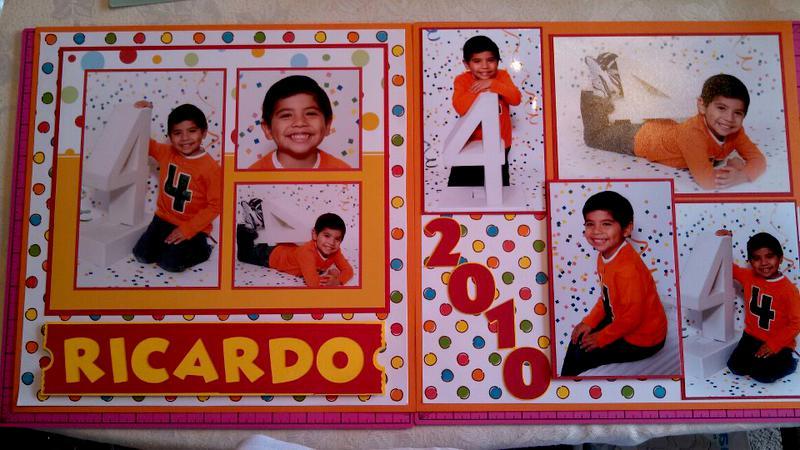 Ricardo's 4th Yr. Portraits 2010