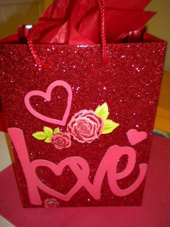 my husband gift bag