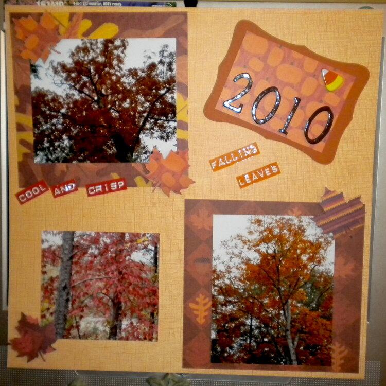 fall time 2010