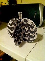 My Cricut Pumpkin From CCR