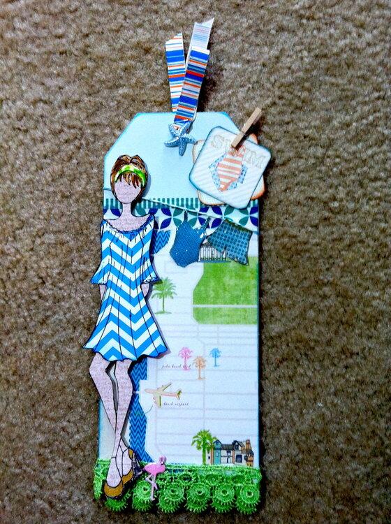 Swap doll tag