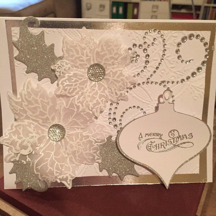 My heartfelt creation card