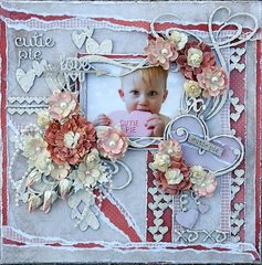 Cutie Pie ***Maja Design Mood Board for Feb***