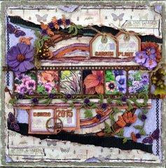 Garden Plant Combo 2015 ***Maja Design/Dusty Attic***