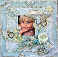 Little Princess Maja Design/Dusty Attic