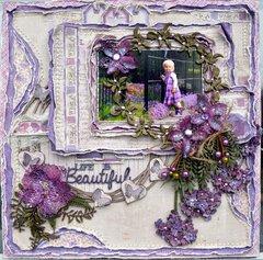 Life is Beautiful ***Maja Design/Dusty Attic***