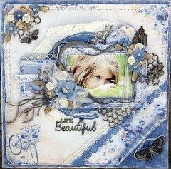 Life is Beautiful ***Maja Design***