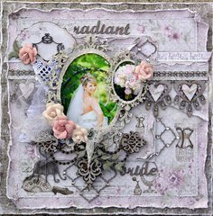 Radiant Bride ***Maja Design***