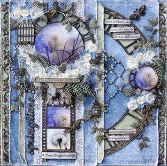 Springtime ***Maja Design Mood Board for March***