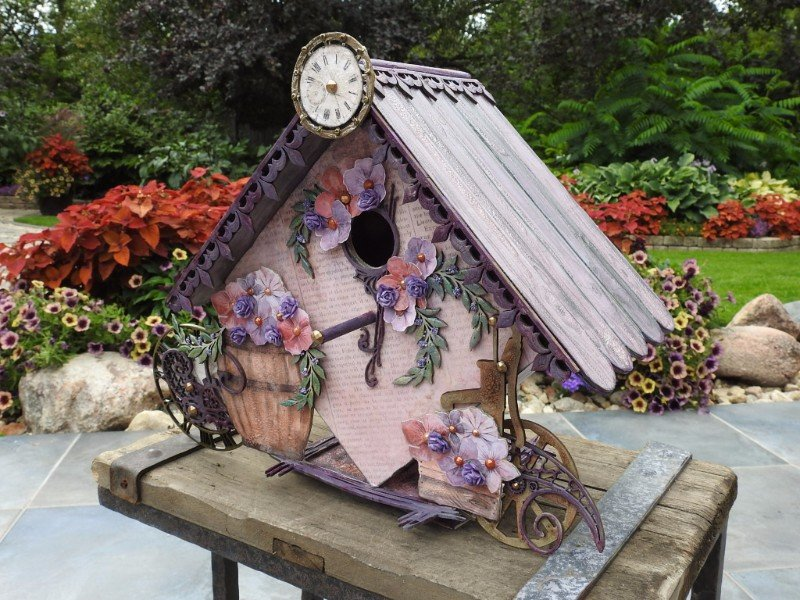 Altered Birdhouse ****49 and Market***