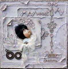 Sweet Baby Dreams ***Maja Design?Dusty Attic***