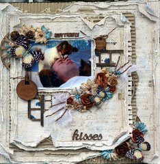 Butterfly Kisses ***Maja Design****