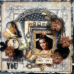 "Beautiful You ""Scraps of Darkness"" March Kit Needful Things"
