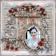 Beauty***Dusty Attic/ Maja Design****