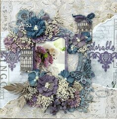 Adorable ***Dusty Attic Mood Board for May****