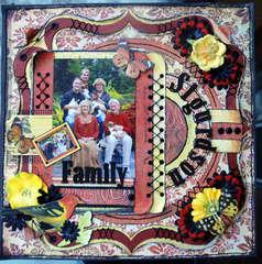 Sigurdson Family