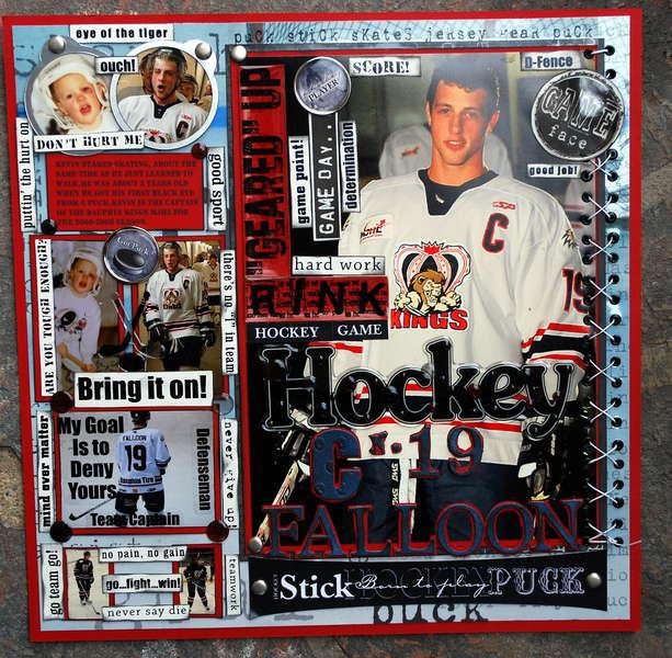 Hockey Falloon