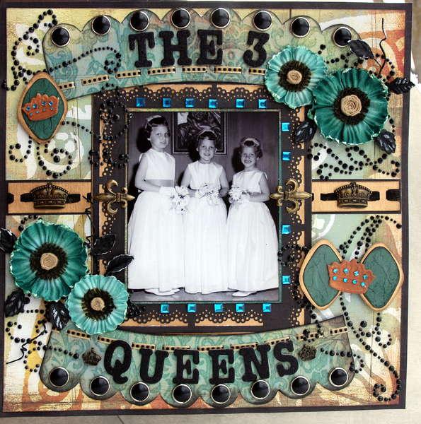 the 3 queens