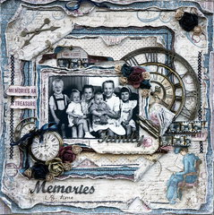 Family Memories ***Maja Design***October Mood Board