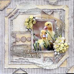 Feathered Friends *** Maja Design*****