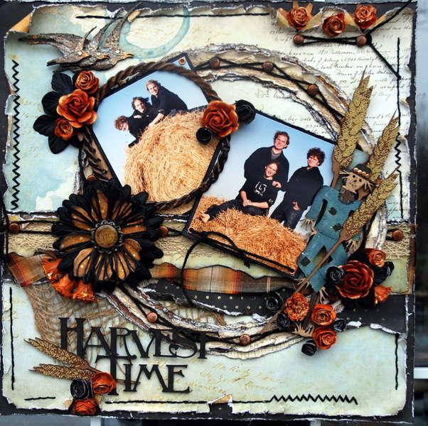 Harvest Time  ****Scrap FX****