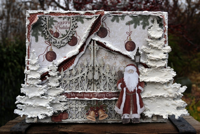 We wish you a Merry Christmas ****Maja Design****