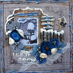 Let it Snow***OUAS***Scrap Fx