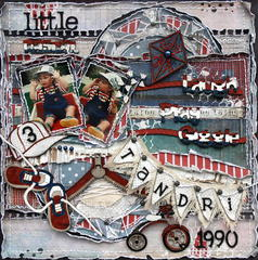 Little Rascal ***Scrap Fx***