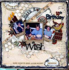 Make a Wish  ***Scrap Fx***
