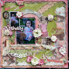 Sharing the Cake ***Scrap Fx***