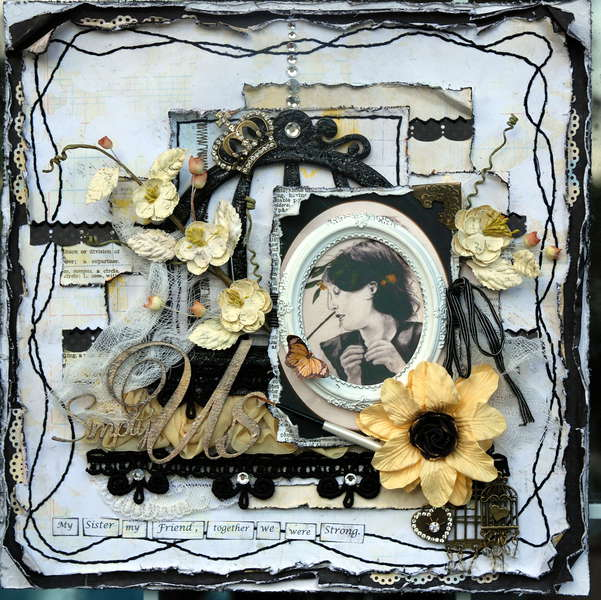 Simply Us  (OUAS)  ***CSI#26***Scrap Fx