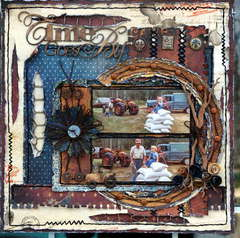 Time goes By   ******Scrap Fx****
