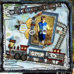 Trainspotting  *****Scrap Fx***