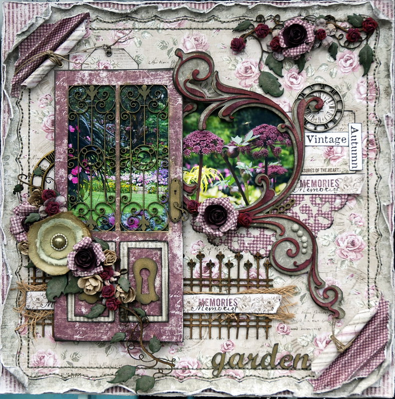 Vintage Autumn Garden****Maja Design****