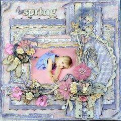 Spring ***Maja Design April Mood Board***