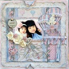 So Sweet****Maja Design***