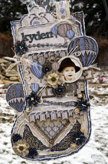 Kyden ****Dusty Attic/Maja Design****