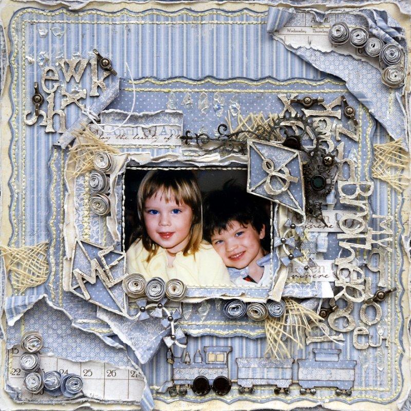 Me & My Brother****Maja Design****