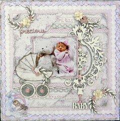 Precious Baby ****Maja Design****