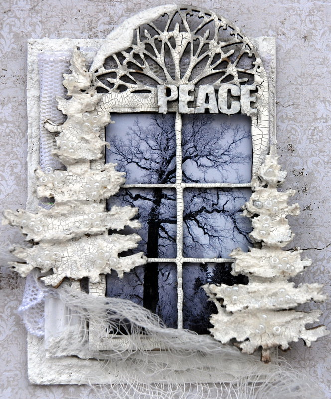 Peace***Dusty Attic***