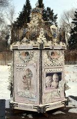 Winter/Christmas Photo Carousel ****Dusty Attic***