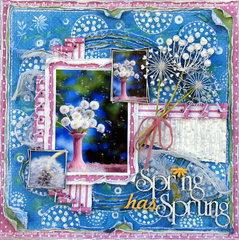 Spring has Sprung ****Scrap Fx****