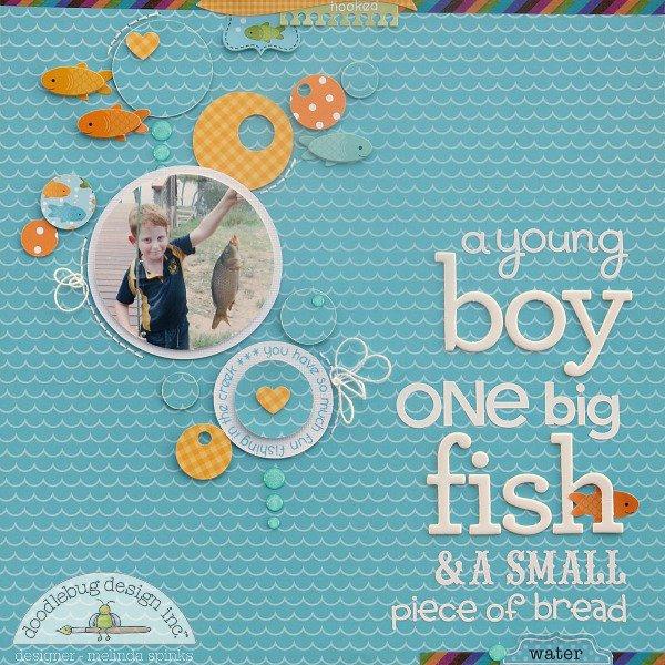 One Big Fish *Doodlebug