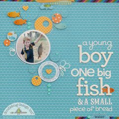 One Big Fish *Doodlebug