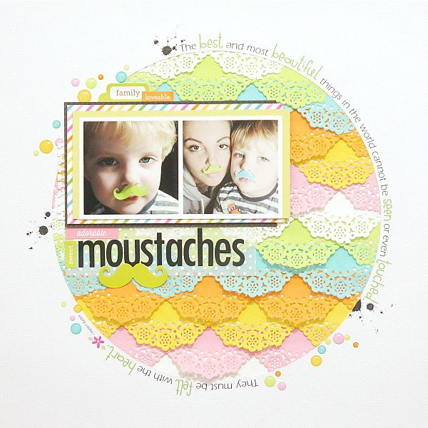 Sweet Moustaches *Doodlebug*
