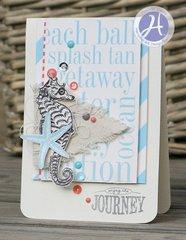 Enjoy the Journey *Hampton Art*