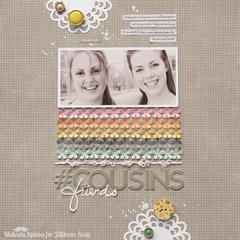 #Cousins *Jillibean Spoup