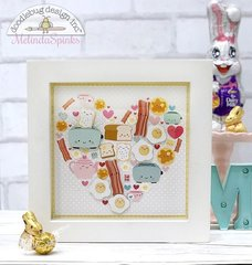 Breakfast Shadow Box