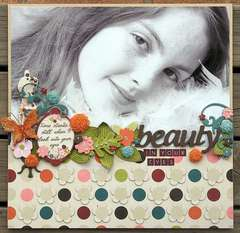 Beauty In Your Eyes *Bo Bunny*